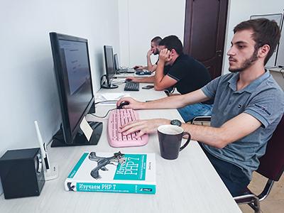 Курс по PHP для начинающих